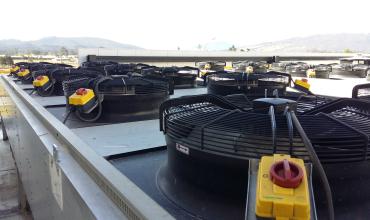 Equipos auxiliares para sistemas de aire comprimido
