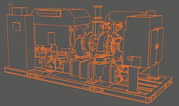 Compresores centrifugos Hanwha